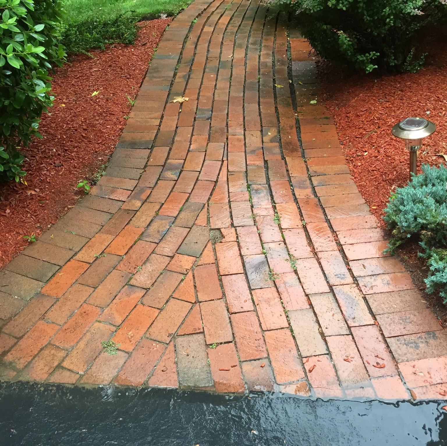 Brick Walkway Service in Windham New Hampshire