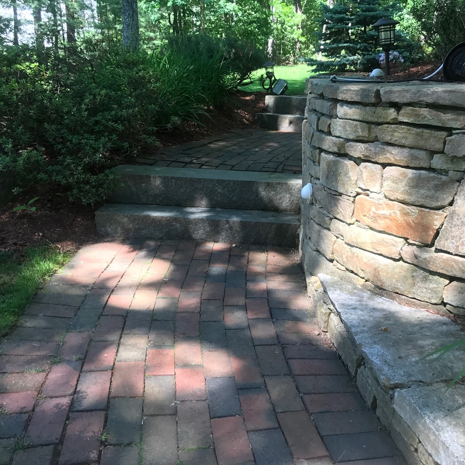 Brick Walway Repair Service in New Hampshire